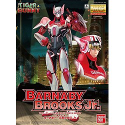 Bandai - Tiger & Bunny Barnaby Brooks Jr. - MG Model Kit