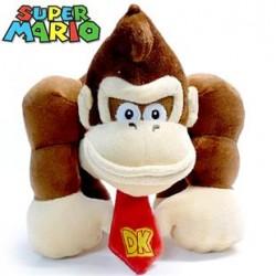 Peluche NINTENDO 24 cm  Donkey Kong