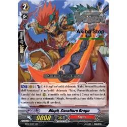 Aleph, Cavaliere Drago - RR - BT01