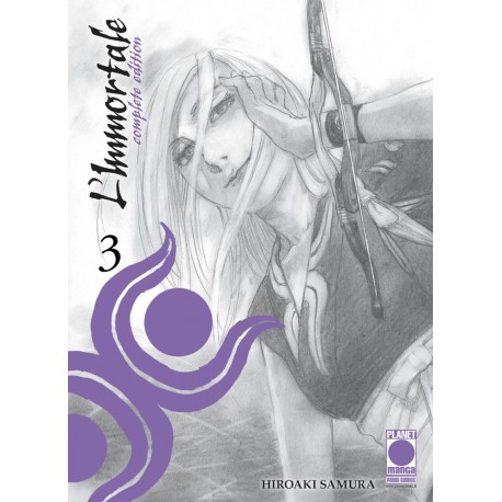 L'Immortale – Complete Edition n. 03