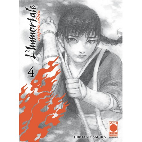 L'Immortale – Complete Edition n. 04