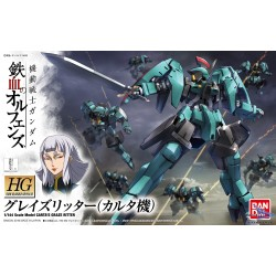 Gundam High Grade Iron-Blooded Orphans 1/144 Scale Model Kit: Carta's Graze Ritter