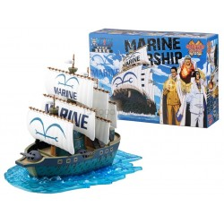 Grand Collection Marine Ship One Piece Model Kit