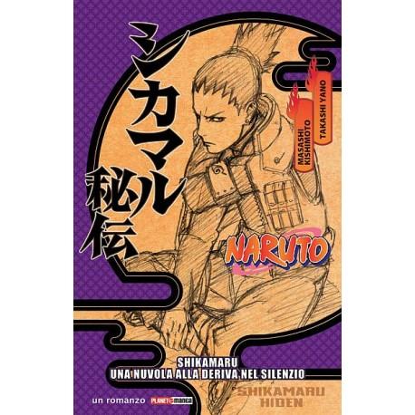 Naruto - Shikamaru: Una nuvola alla deriva nel silenzio