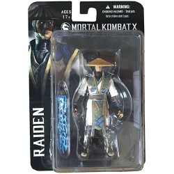 Mezco - Mortal Kombat X  - Raiden