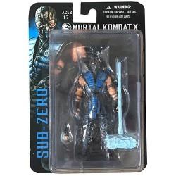 Mezco - Mortal Kombat X  - Sub Zero