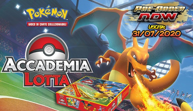 Pokemon Battle Academy (IT)