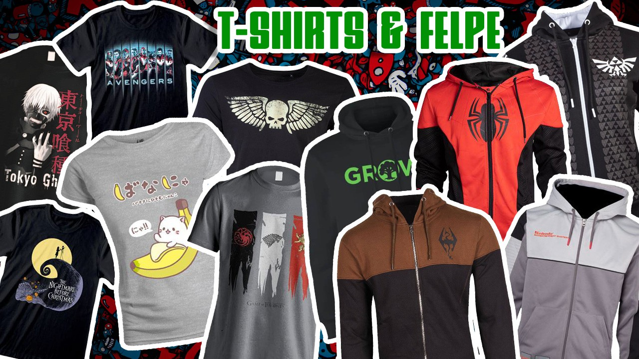 T-shirt & Felpe