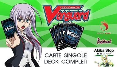 Akiba Stop Vanguard Carte Singole - Deck Completi